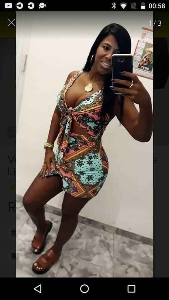 48e13d388acb vestido amarrar frente decote liso estampado top saia insta. Carregando  zoom.