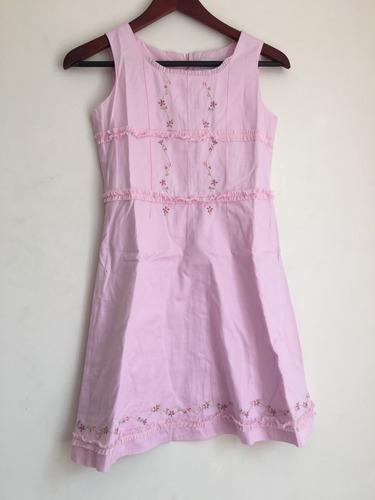 vestido american girl talla 12 como la muñeca