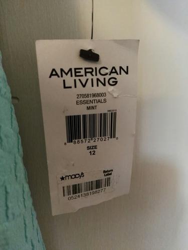 vestido american living by ralph lauren