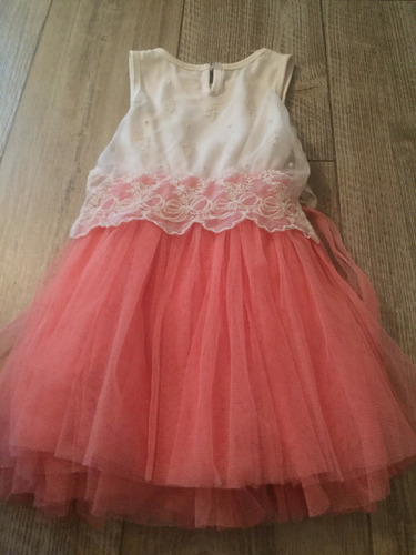 vestido americano  para nena 2 años