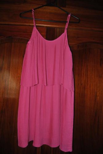 vestido americano talla l marca parker