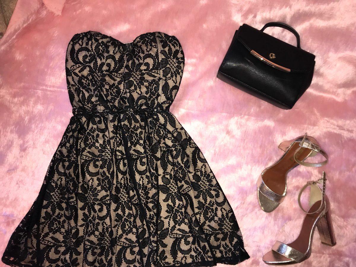 Asombroso Negro Y Naranja Vestidos De Dama Regalo - Ideas de Vestido ...
