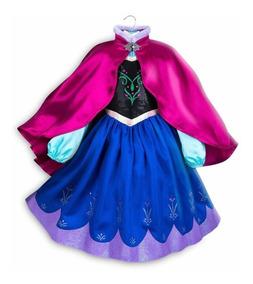 Vestido Anna Frozen Original Disney Store