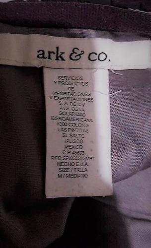 vestido ark & co seminuevo