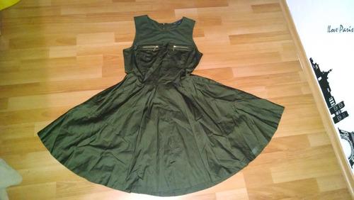 vestido armani exchange