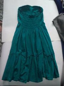 Vestidos Color Azul Turquesa Vestidos En Mercado Libre México