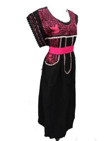 f8e38fef4f Vestidos Bordados De Oaxaca - Vestidos de Mujer en Mercado Libre México
