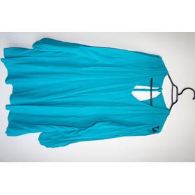 Vestido Azul Casual Y Fresco