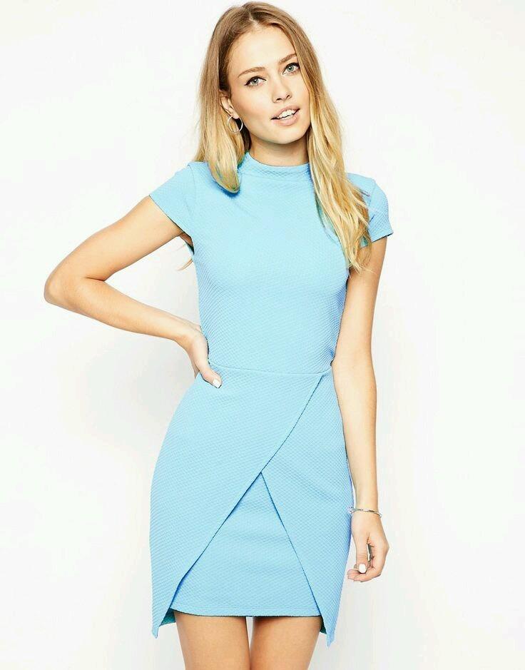 b1e18c635 Zapatos para vestido azul cielo – Vestidos de mujer