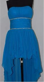 Vestidos Fiesta Azul Rey Cortos Vestidos De Mujer