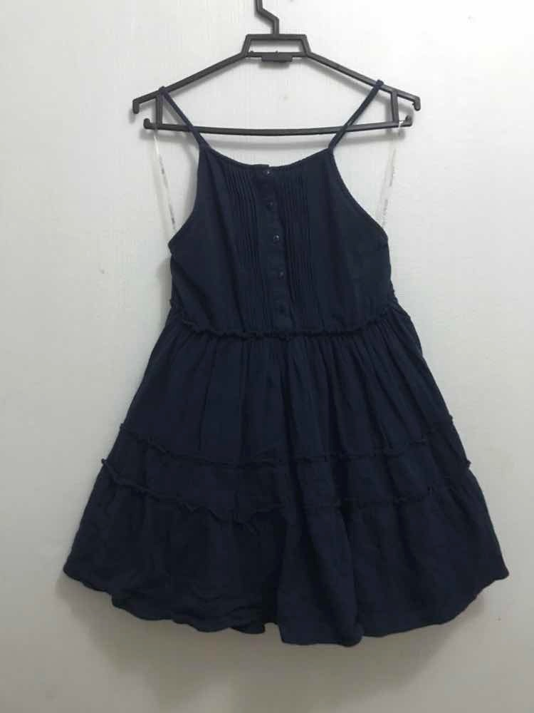 c723cf759 Vestido Azul Corto
