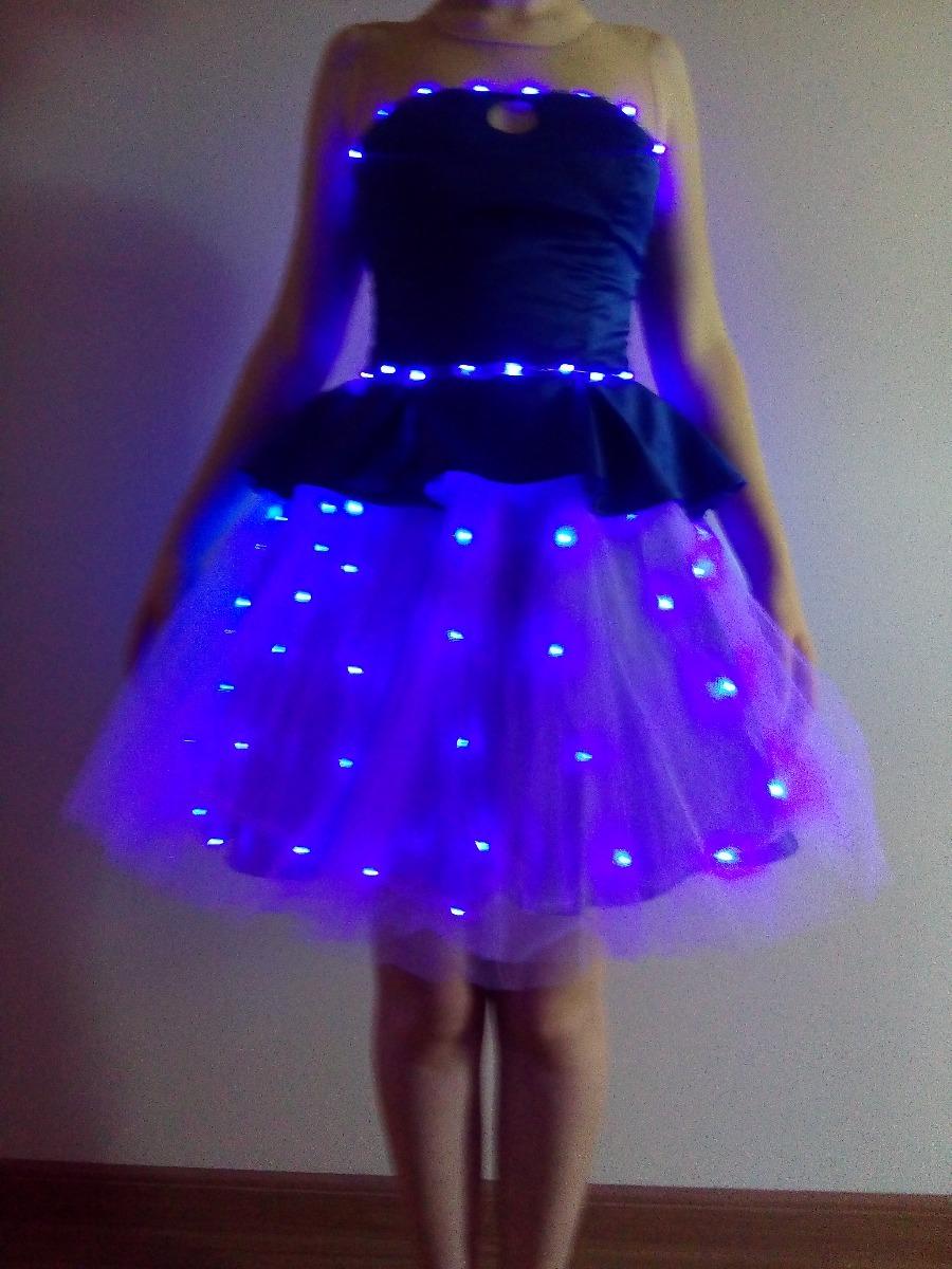 Vestido azul 15