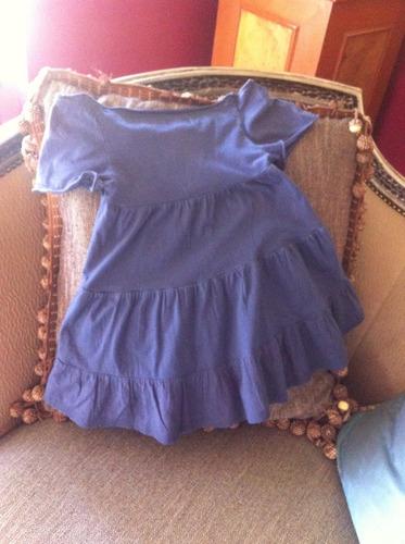 vestido azul marino ralph lauren