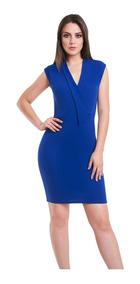 Vestido De Xv Azul Rey Vestidos Casuales Mujer Vestidos