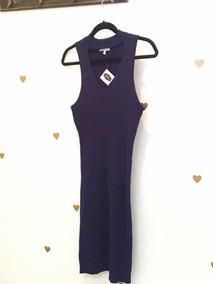 d3c1f4906e Maxivestido Charlotte Russe. Distrito Federal · Vestido Azul Tipo Suéter