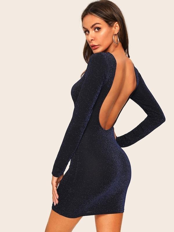 nuevo concepto baee6 5bf59 Vestido Azul Vestidos Fiesta Vestidos Sexys Ropa Mujer