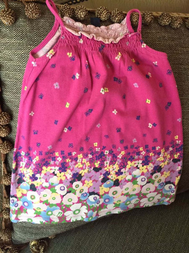 vestido baby gap niña *