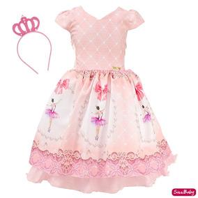 43a9d11708 Vestido De Festa Para Meninas De 10 Anos Bailarina - Vestidos Meninas De  Festa no Mercado Livre Brasil