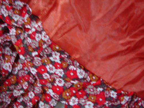 vestido balone importado (itália).