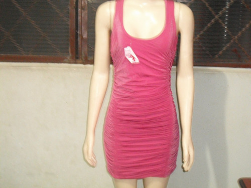 vestido bandage planet girls