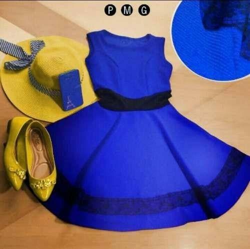 fb56a3fe9 Vestido Barato Vestidos Formatura Curto Festa - R$ 110,00 em Mercado ...