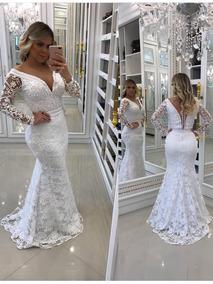 Vestido Barbara Evans Vestidos Branco Com O Melhores