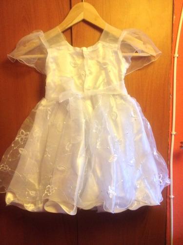 vestido bautizó paje