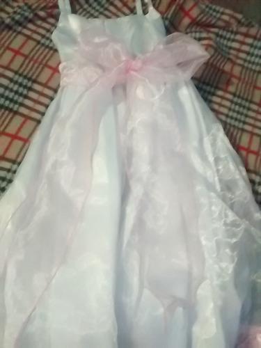 vestido bautizo primera comunión quince años venta