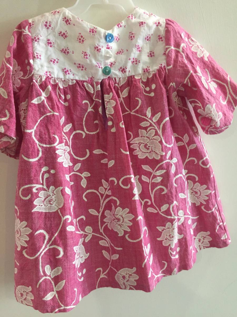 Vestido Bebe 1 Año De Diseño -   450.00 en Mercado Libre 9f418ef7f32d