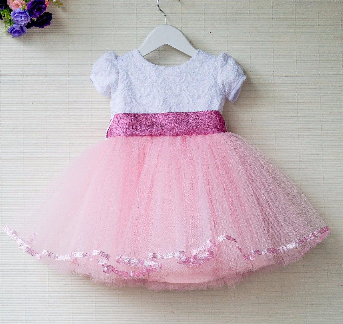 Excepcional Bebé Vestido De Boda Patrón - Colección de Vestidos de ...