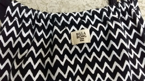vestido billabong zig zag dress 12171203 cne