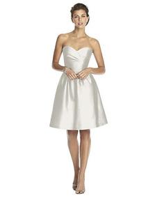 83d360c17 Vestido De Novia Chinos - Vestidos de Mujer Corto Blanco en Mercado ...
