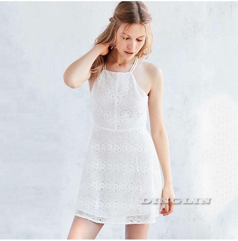 Vestido blanco 2018