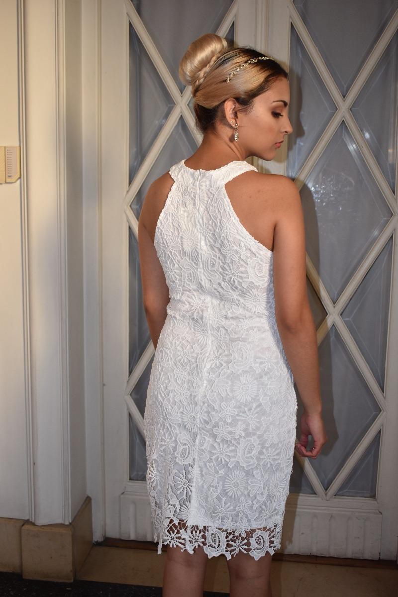 Vestidos blancos cortos boda