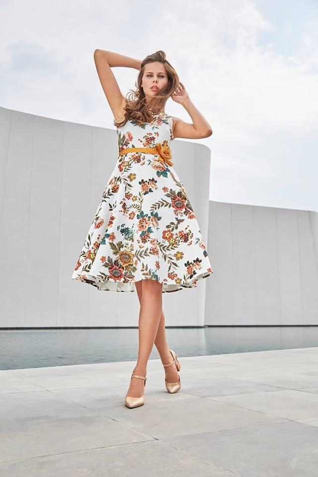 Vestidos ivonne primavera verano 2019