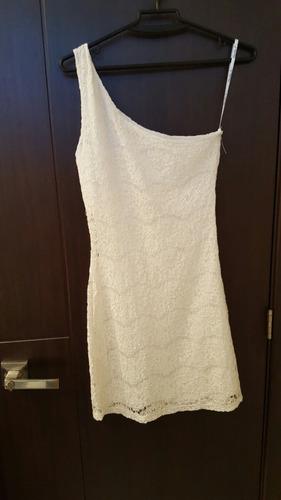 vestido blanco studio f