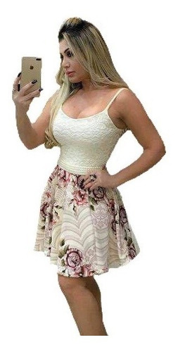 vestido boneca com  brinde cinto cetim