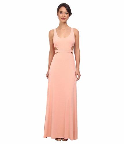 vestido calvin klein modelo miranda talla 6 noche de rio