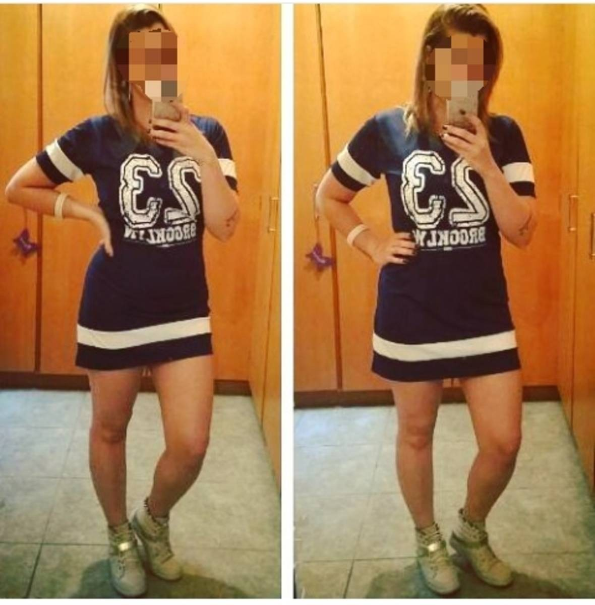 Vestido Camiseta Feminina Roupa Estilo Tumblr Básico Casual - R  80 ... 39b2f335747d2
