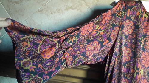 vestido camisola larga de saten seda corto divino a