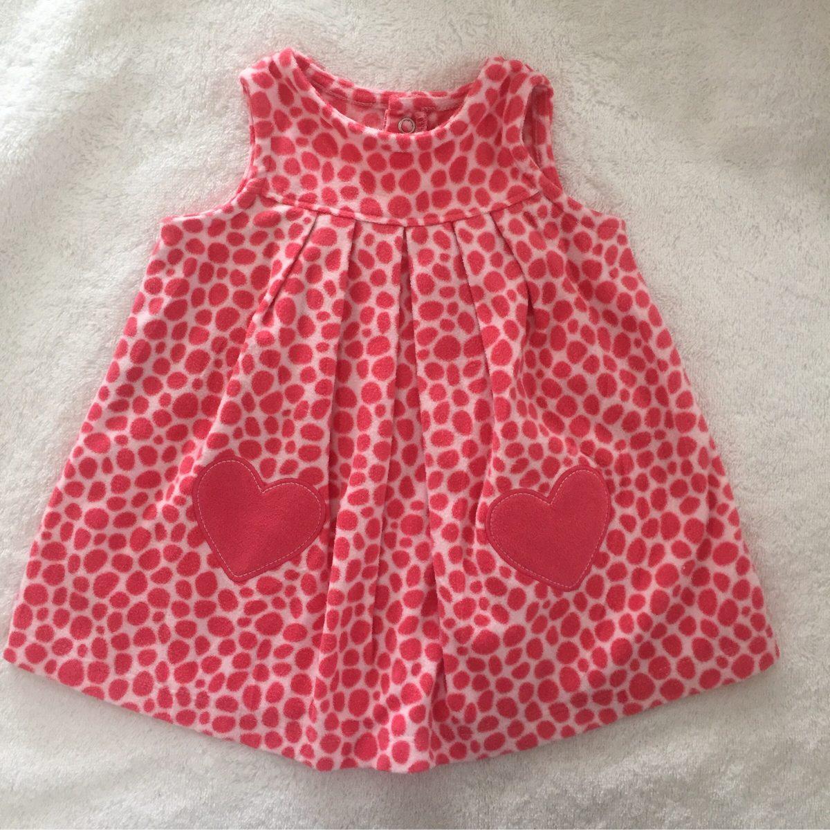 ee79283ef Vestido Carters. Para Bebé 3 Meses -   120.00 en Mercado Libre