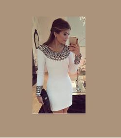 Vestidos Blancos Para Gorditas Vestidos De Mujer En