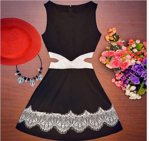 vestido casual corto sku 138