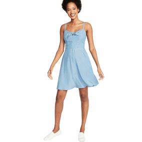 9b8b735d1dfa Vestido Escote En Pecho Vestidos Casuales Mujer - Vestidos Corto ...