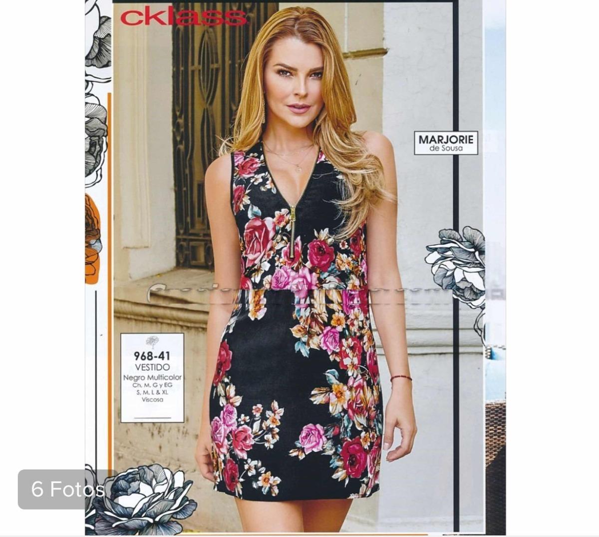 7453c28395da8 Vestido Casual Muy Fresco -   80.00 en Mercado Libre