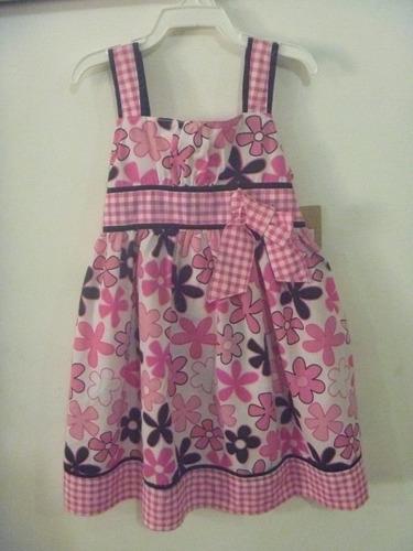 vestido casual (niña)