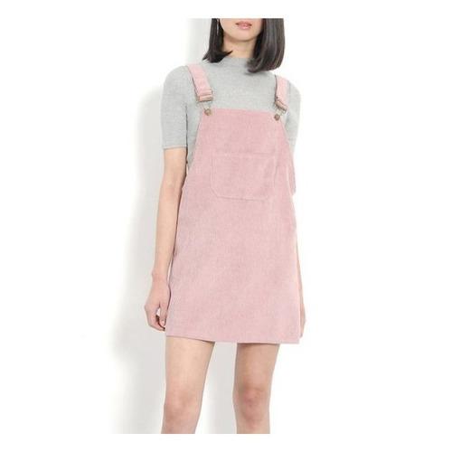 vestido casual overol overall vestidos casuales ropa mujer