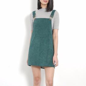 291ba8864f Vestido Tipo Overol - Corto de Mujer en Mercado Libre México
