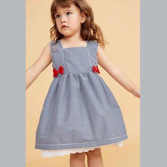 f80b0d7f9 Vestido Casual Pink Baby By Price Shoes 0404 Moderno De Niña