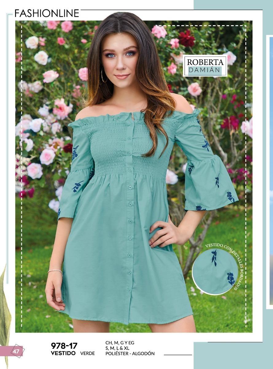 Vestidos primavera verano 2019 casuales
